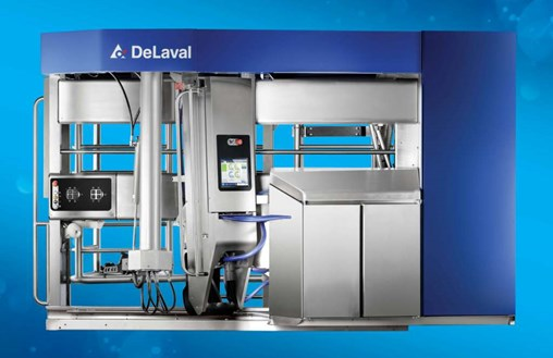 Q&A: Talking Robotic Milking Innovations With DeLaval's CEO