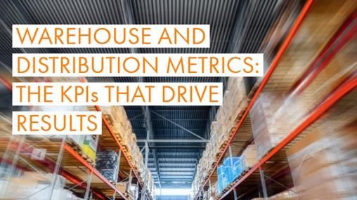 Warehouse Metrics