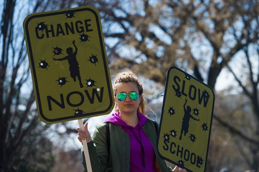 Congress Set Aside $1 Billion After Parkland. Now Schools Are Starting to Use It