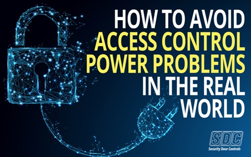 Why You Should Continue Your Education In Access Control Power