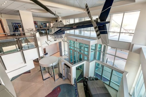 Dallas Police HQ Chooses Boon Edam Security Doors to Secure Its Lobby