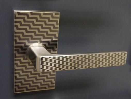 INOX Introduces Laser Art for Engraving Custom Designs on its Door Hardware