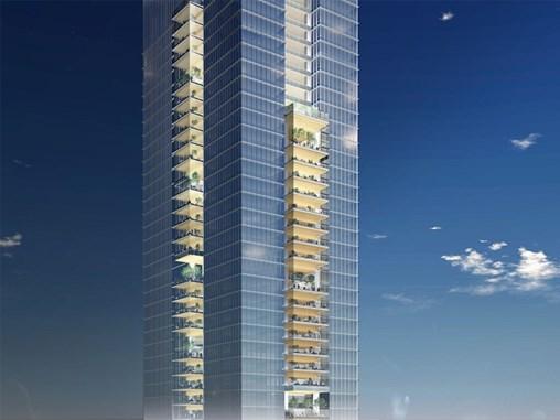Hines, Ivanhoé Break Ground on 47-Story Houston Skyscraper