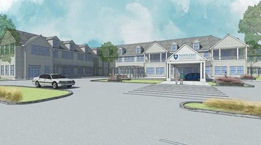 Nantucket Cottage Hospital Building New $89 Million Facility