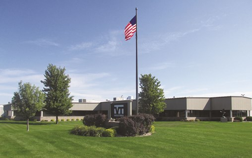 VT corporate headquarters, Holstein, IA