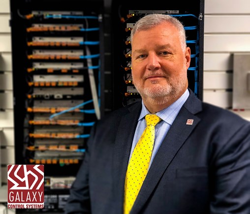 Rick Caruthers Appointed President at Galaxy Control Systems