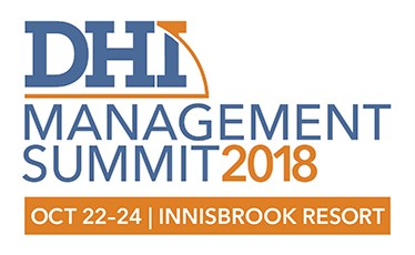 Register today for this month's DHI Management Summit 2018