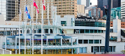 Metro Toronto Convention Centre Selects GES Canada  as its Official Preferred Provider of Customs and Transportation Services