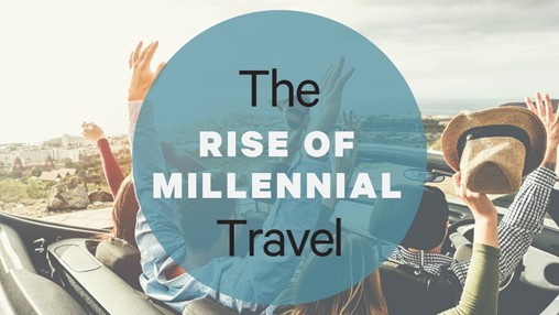 the rise of millennial travel
