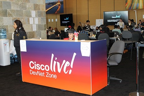Cisco LIVE Milan DevNet Zone: Citrix NetScaler is the Featured ADC/LB