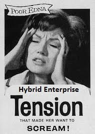"How to avoid ""Hybrid Enterprise"" tension headaches"