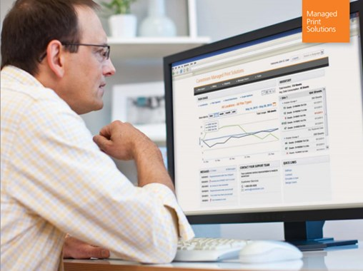 Managed Print Solutions:  Helping Radiologists Focus on Patients