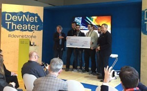 Everyone Is a Winner at the DevNet Zone Hackathon