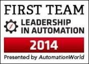 Automation World Awards First Team Honors To Cisco Systems for Leadership in Networking