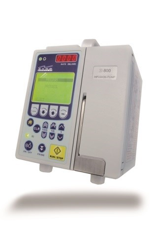 Zyno Medical Announces CE Mark Approval for the Z-800 Infusion Pump System