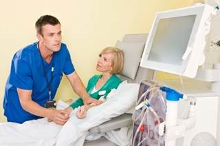 Intermittent IV Iron Infusion May Be Better for HD Patients