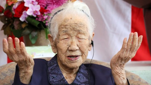 How to Live to 110: Drink, Smoke and ... Lie About Your Age?