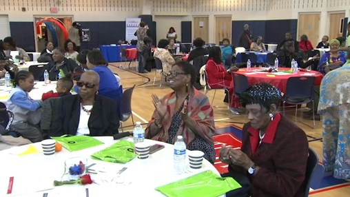 Chicago's Centenarians Celebrate Living 100 Years