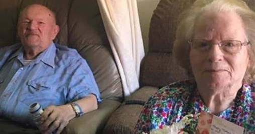 Husband, 100, and Wife, 103, Believe Hershey's Chocolate Is the Secret to Their Long Marriage