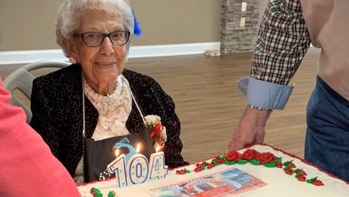 I Get Asked a Lot About Longevity. It Helps That I'm 104