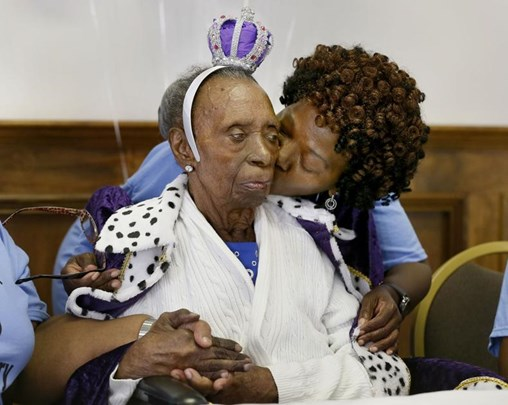 As More Americans Live to Age 100, Here's How One SC Woman Celebrated the Milestone