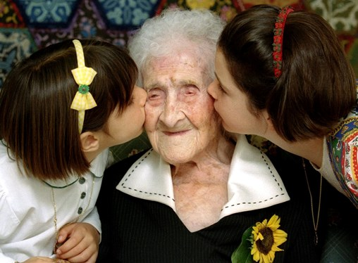 The World's Oldest Woman Was 122 When She Died. A Researcher Says She Was Lying About Her Age.