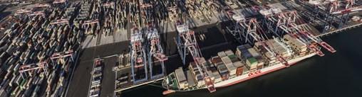 logistics in california