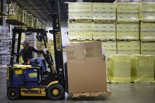 Warehouse Hiring Surges on Rising E-Commerce Demand