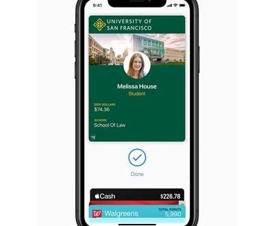 More Colleges Making Student IDs and Payments Available in Apple Wallet