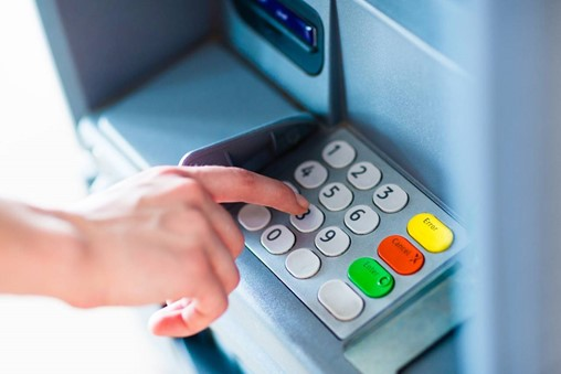 How to Keep Thieves From Stealing Your PIN at the ATM