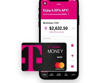In a Return to Mobile Financial Services, T-Mobile Launches Its Money App Nationally
