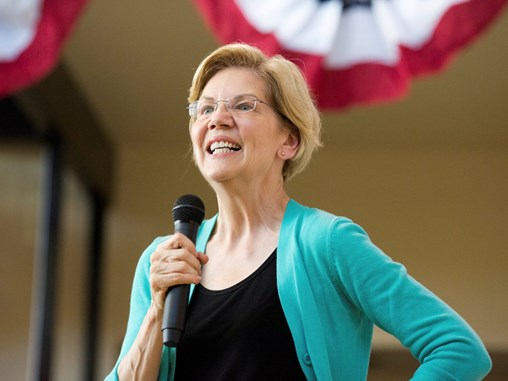 Photos Capture How Elizabeth Warren Became an Academic, a US Senator, and a Leading Democratic Presidential Contender