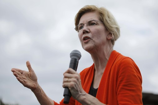Warren Presses CFPB on Official Linked to Religious Liberty Group