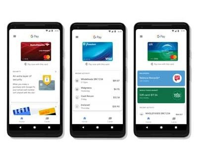 Google Pay Adds P2P and Mobile-Ticketing Features, but Google Pay Send Still Lives