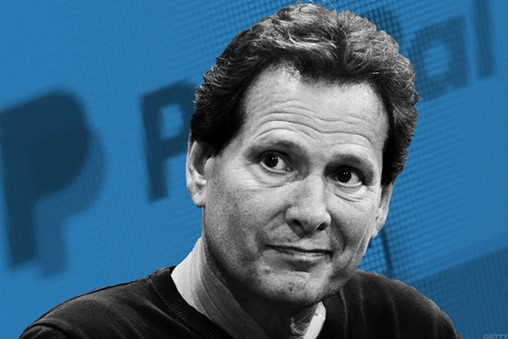 """PayPal CEO Dan Schulman: In 20 Years """"There Will Be No More Credit Cards"""""""