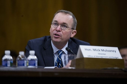 Mulvaney Vows 'Humility and Moderation' From CFPB