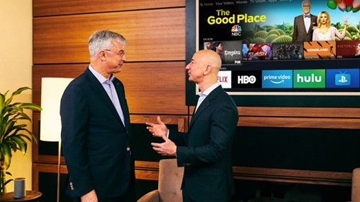 Amazon Teams up With Best Buy to Sell Insignia, Toshiba TVs With Fire TV Built-In
