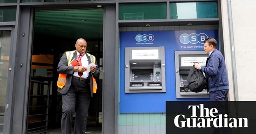 TSB Bank Faces Large Compensation Bill and Fines Over Online Chaos