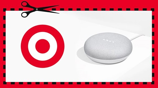 Google and Target Issue the First Voice-Activated Coupon for Google Assistant