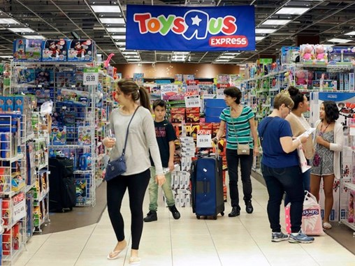 Toys R Us Shuts Down Its Websites in Final Farewell to Shoppers