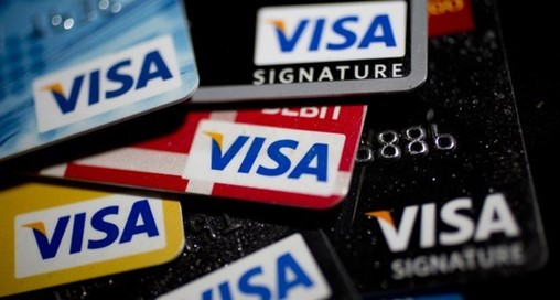 Visa Sees Card Spending Surge As Consumers Open Their Wallets