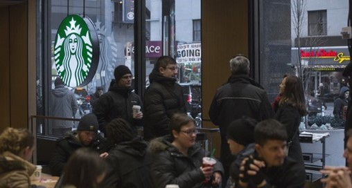 Where Starbucks Could Find Its Next 30% of Mobile Sales