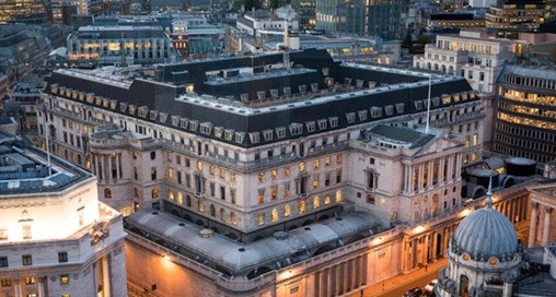 Bank of England to U.K. Banks: Your Tech Needs a Plan B
