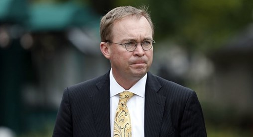 Mulvaney to Bankers: Lobbying Lawmakers Pays Off