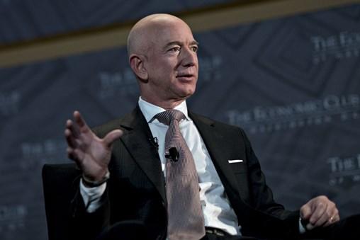 Jeff Bezos and Jamie Dimon: Best of Frenemies