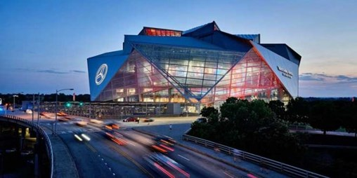 Atlanta's Mercedes-Benz Stadium Will Go Cashless Next Weekend