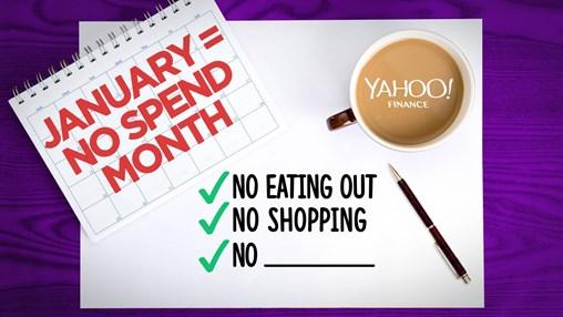 Yahoo Finance's No Spend Challenge