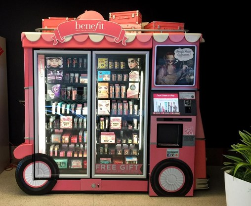 Racing for Your Flight but Need a Winter Coat? Try the Airport Vending Machine