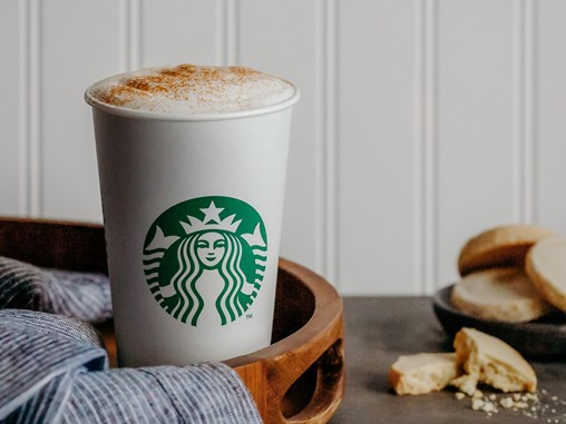 Starbucks Debuts a New Drink As the Coffee Giant's Holiday Season Comes to a Close
