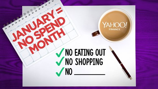 Yahoo Finance's No Spend Challenge